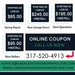 Garage Door Services Indianapolis IN Profile Picture