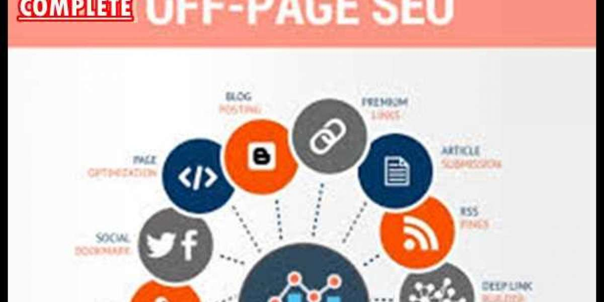 I will do complete off page SEO for your blog