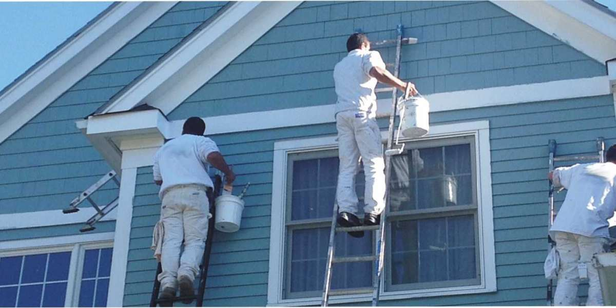 Professional Painting Service Ensures Quality Work on Your Property
