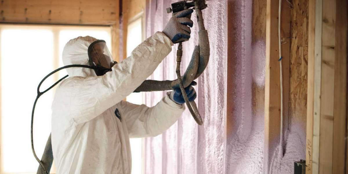 Importance Of Spray Foam Insulation In Office Building