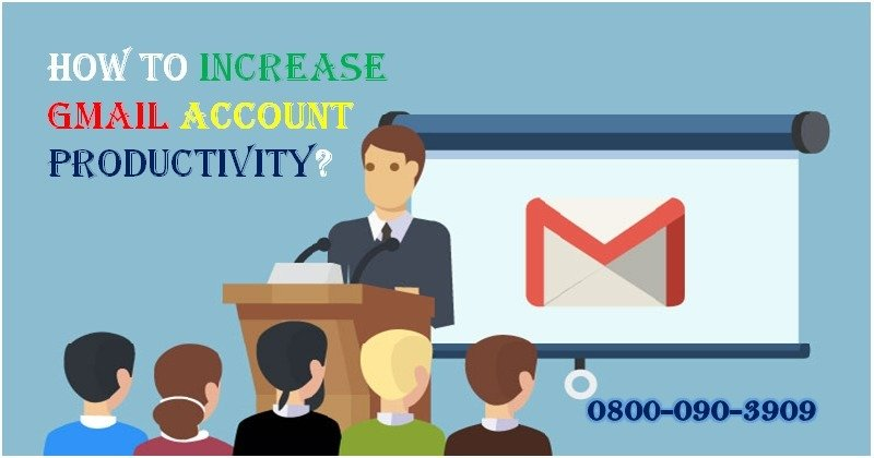 How to increase mail productivity in Gmail? - Ehowtech - technical Support
