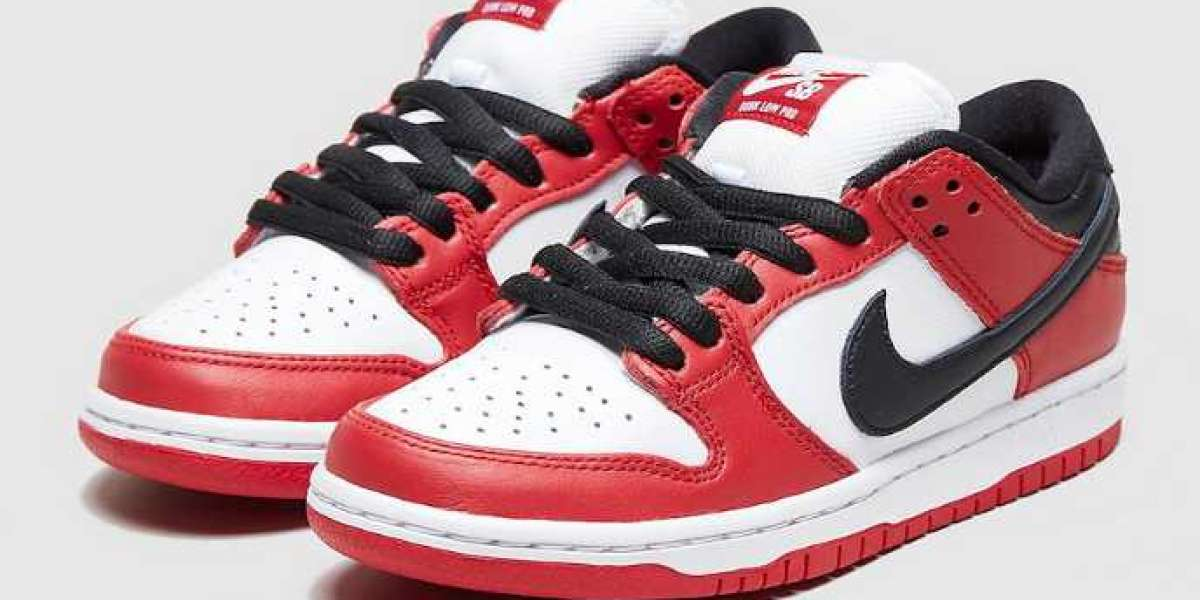 Latest Nike SB Dunk Low Chicago Plan to Release Soon