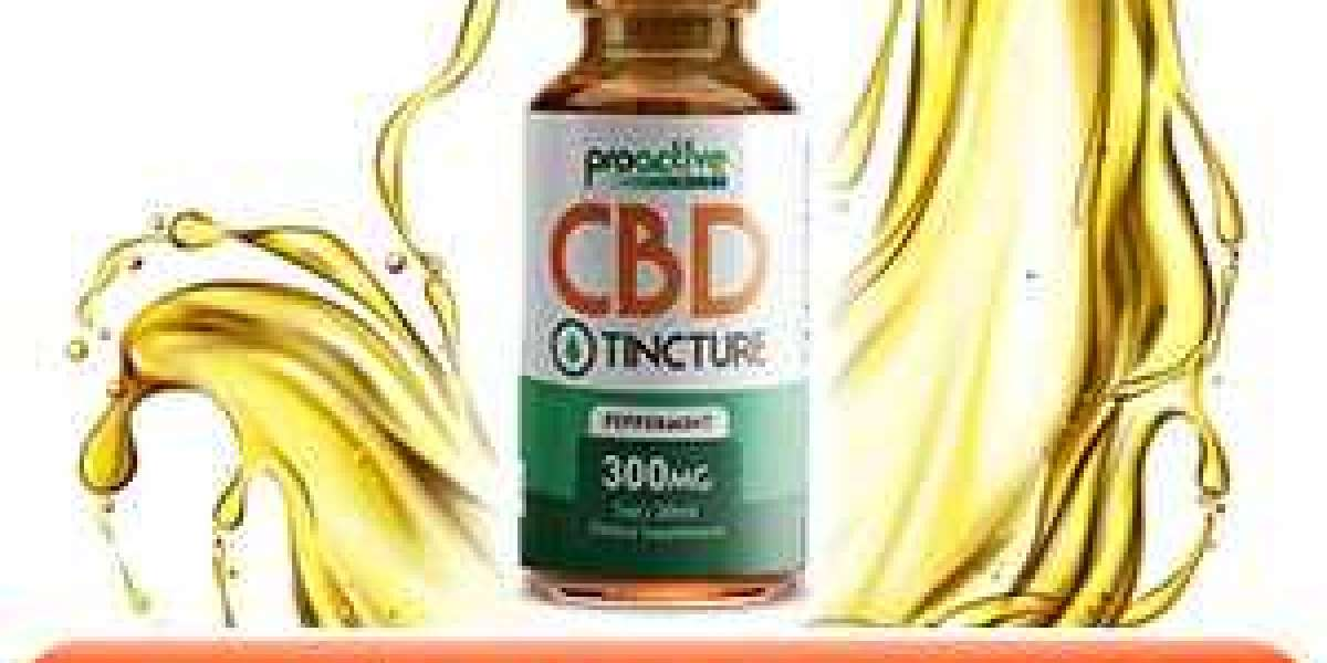 Pro Active CBD Reviews : Best Offers, Price & Buy ?