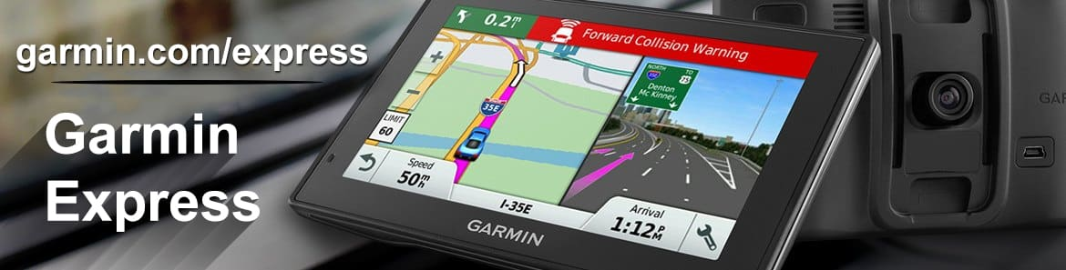 Garmin.com/express | Garmin Express Download, Install & Register