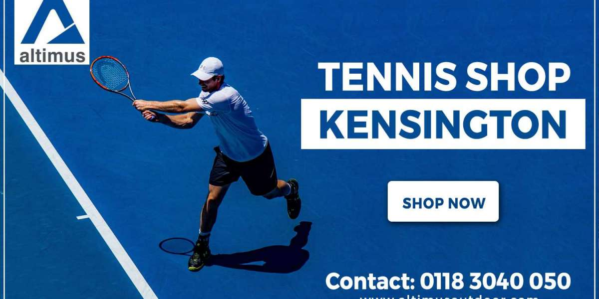 Get The Every Tennis Equipment At One Place