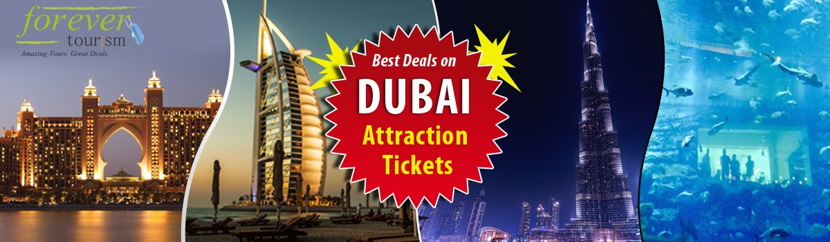 Attraction Tickets - Forever Tourism
