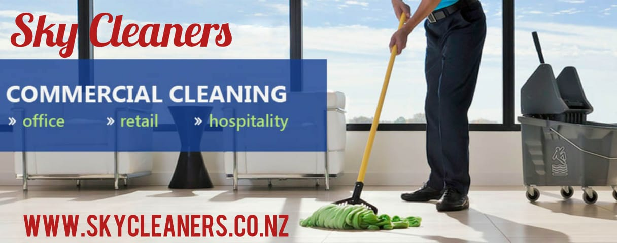 Commercial Cleaning Services Auckland - Sky Cleaners Ltd