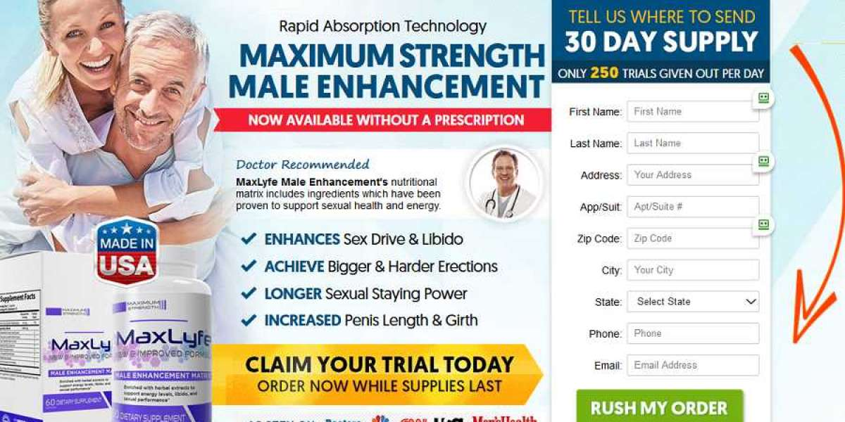 MaxLyfe Male Enhancement {Updated 2020} Today – Does {MaxLyfe} Work?