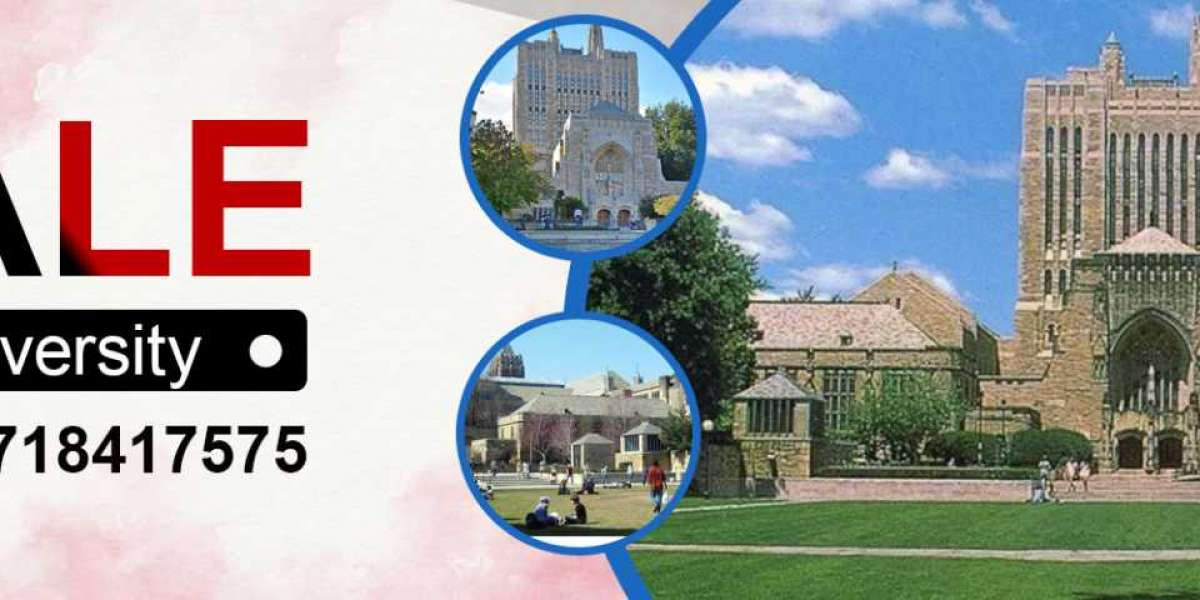 Study MS or MBA in Yale University