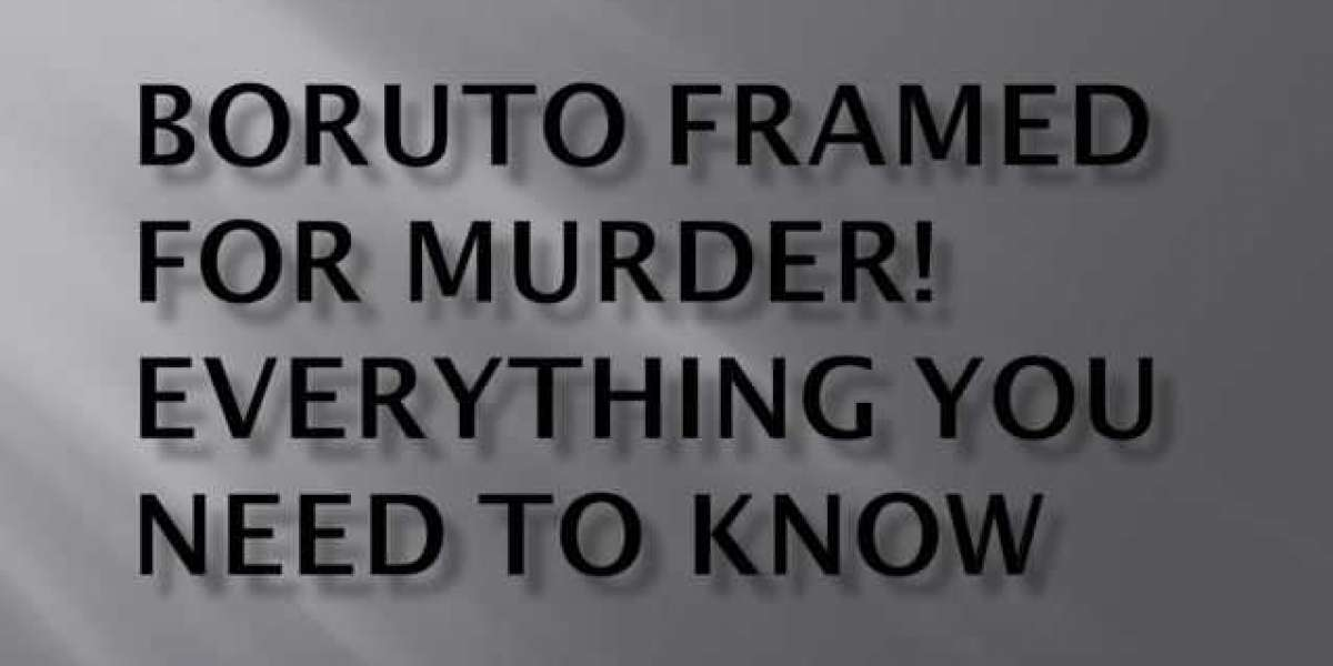 Boruto Framed for Murder! Everything You Need to Know