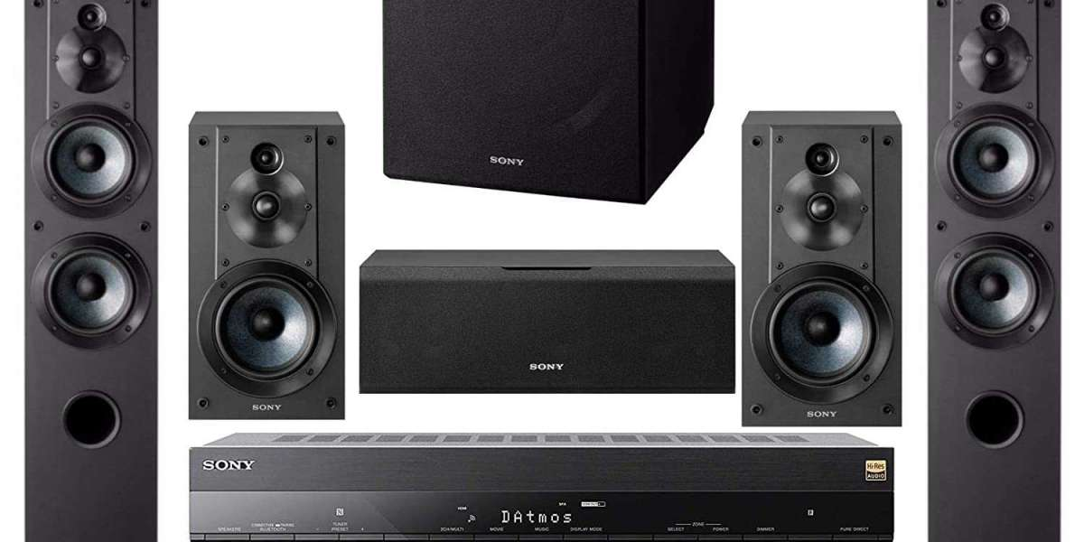 Basement Home Theater Speaker Systems