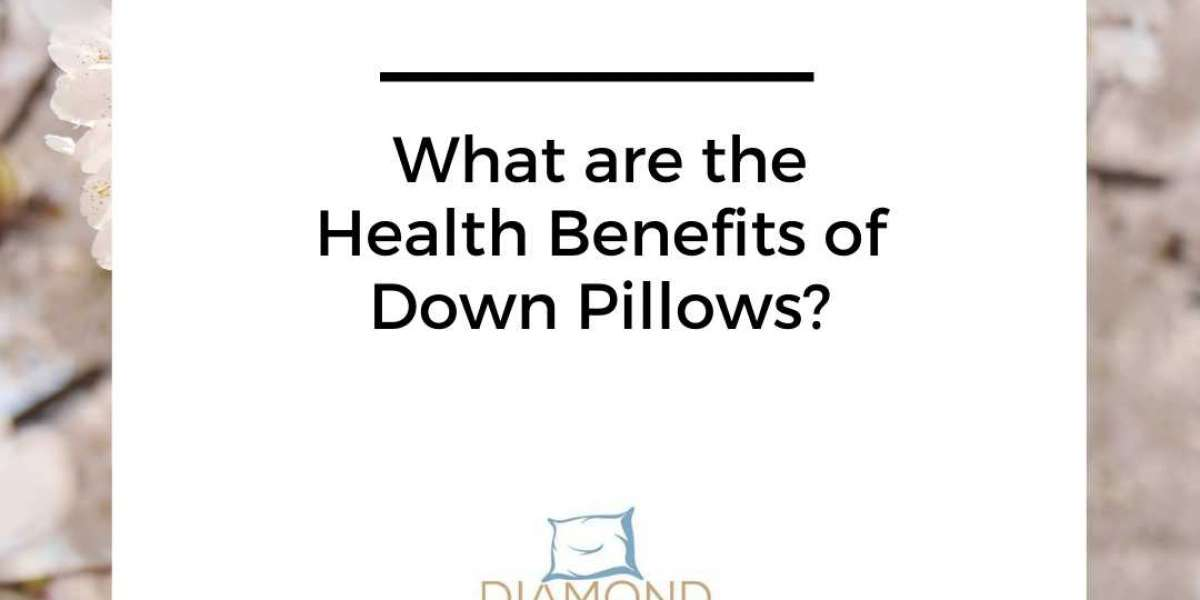 What are the Health Benefits of Down Pillows?