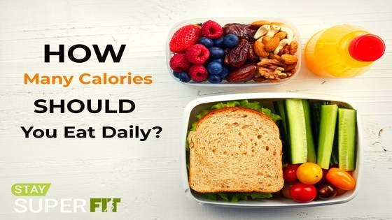 How Many Calories Should You Consume Daily | Based on Gender