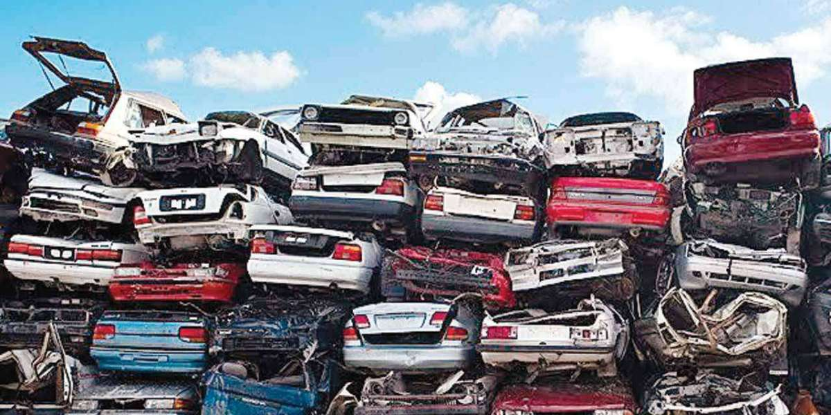 Scrap Vehicle Removal: Allow The Extra Waste Go