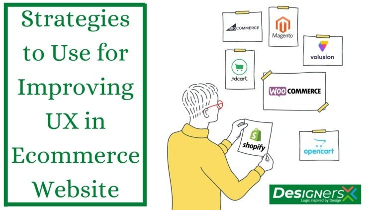 Strategies to Use for Improving UX in Ecommerce Website