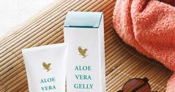 LIVE WITH NATURE(FOREVER LIVING)-WORLD BEST OPPORTUNITY: Just your first Aid:Forever Aloe Vera Gelly