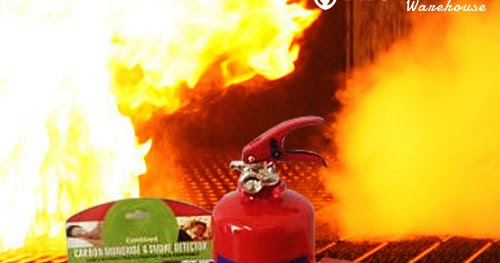 Fire Protection Warehouse: A Fire Extinguisher Is an Effective Fire Protection Material That Can Be Used to Extinguish or Control Small Fires