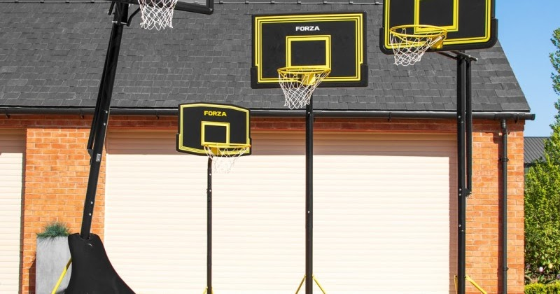 basketballhoop: Adjustable Basketball Hoop—Its Evolution And Use In The Modern Courts
