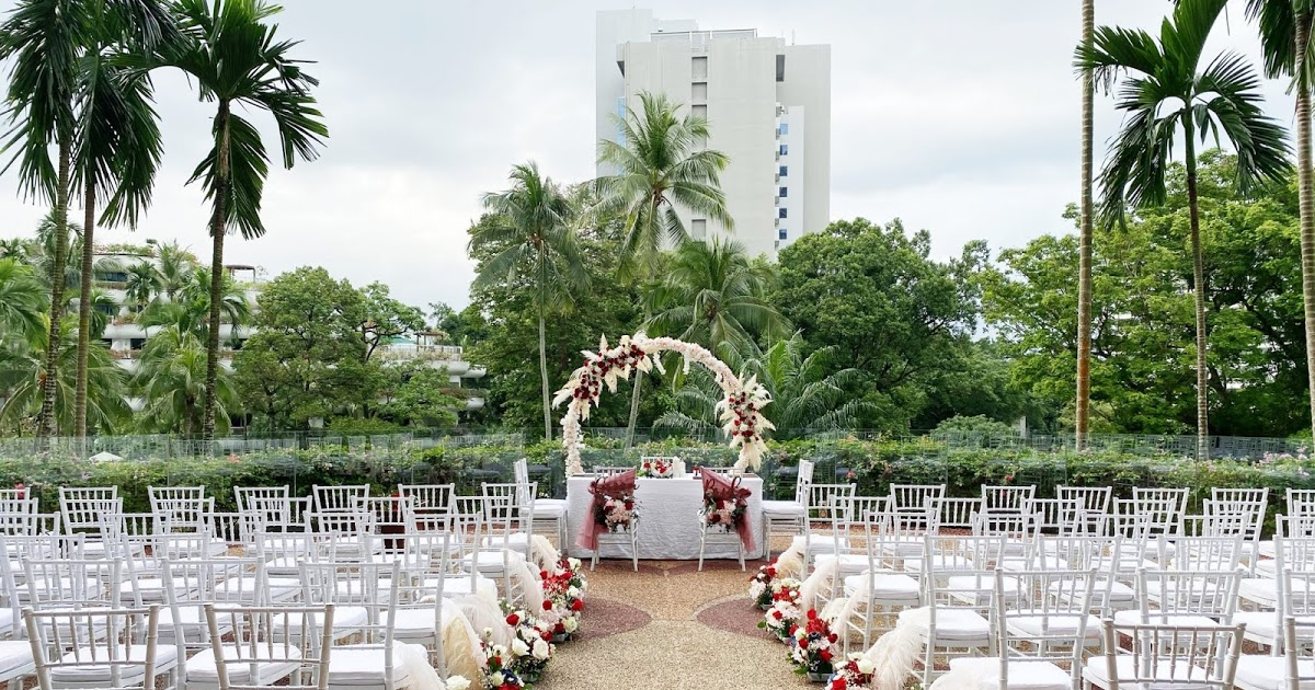 The Wedding Props: Consult With Wedding Stylist in Singapore to Add Style and Splendor to Your Wedding