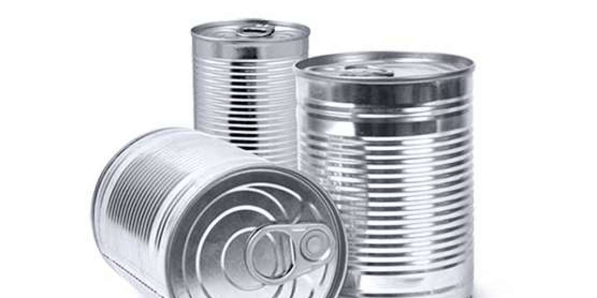 Tin Cans - an inseparable part of our lifestyle