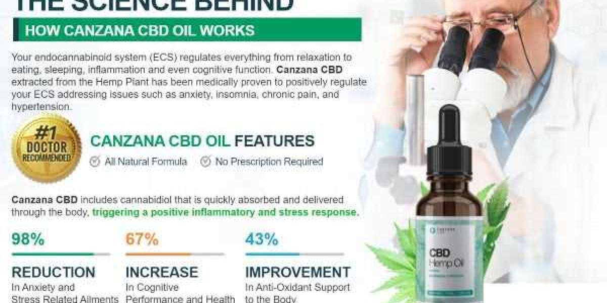 Who Should Use the Canzana CBD Oil UK?