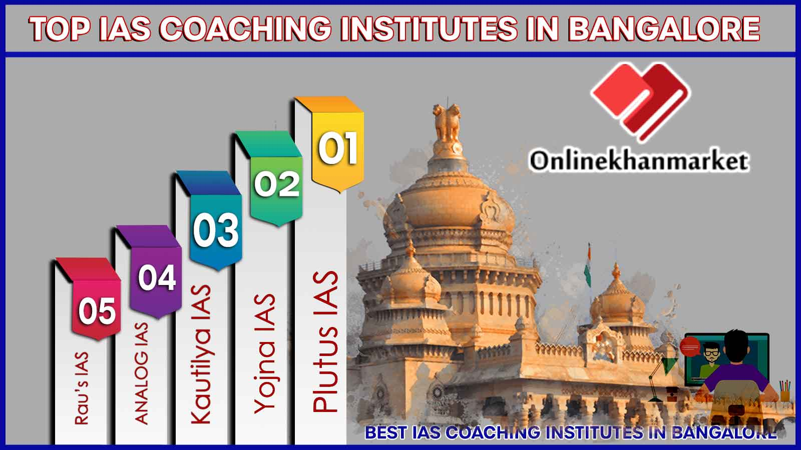 Top IAS Coaching Institutes in Bangalore Details about UPSC