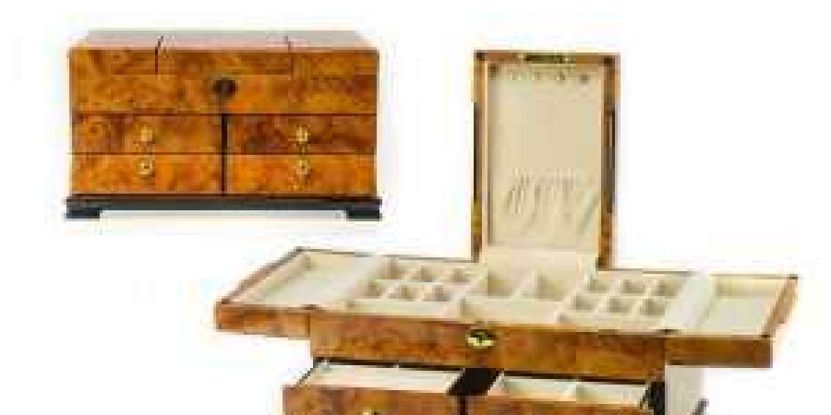 Driklux Offer Wide Range of Boxes to Store Jewellery & Watches