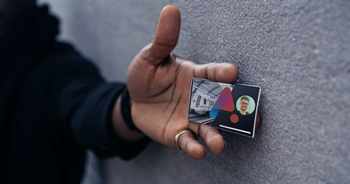 Delhi Metro Has a New Smart Card With Auto Recharge