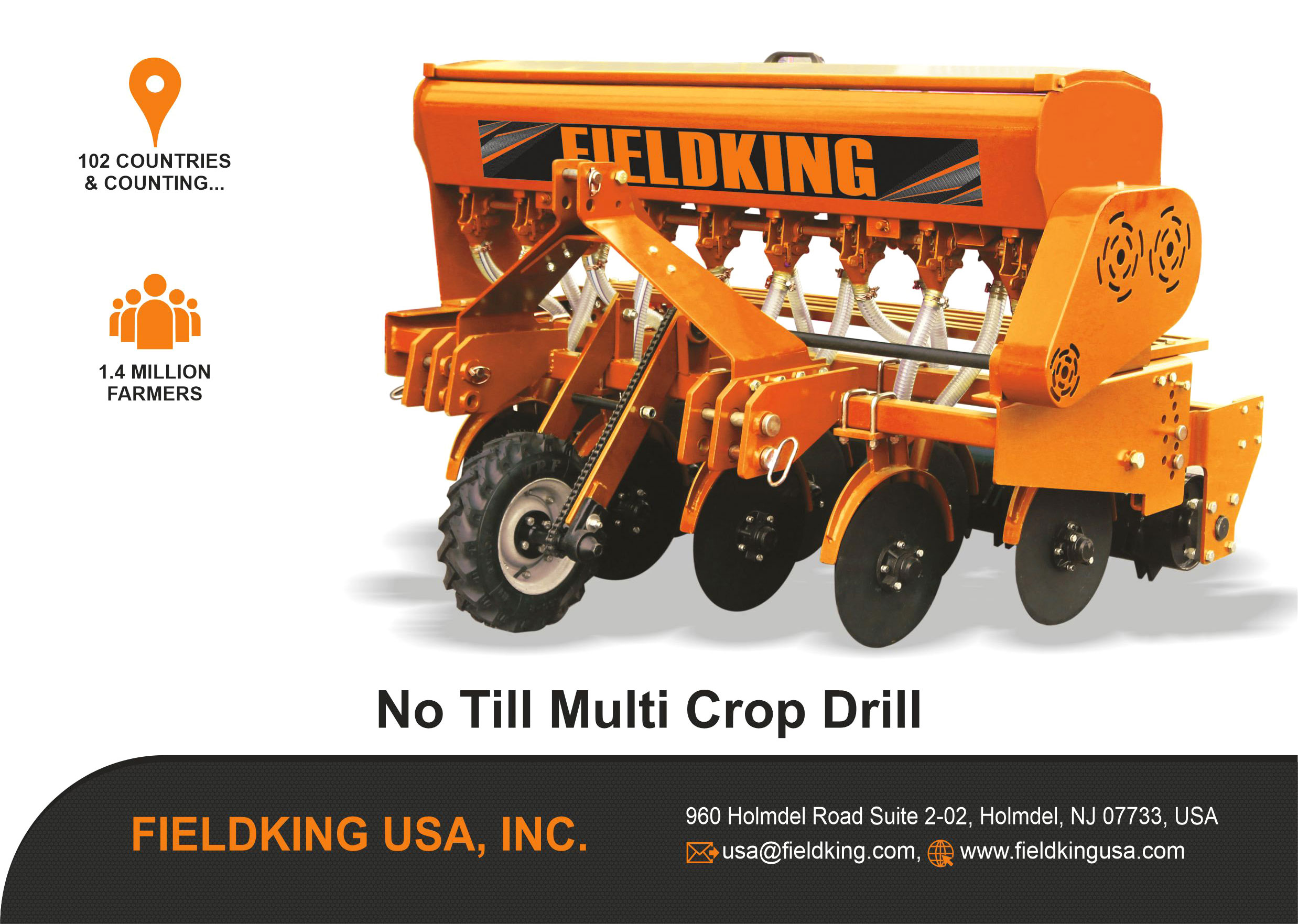 Agriculture Machine, Farm Implements Machinery Manufacturers USA