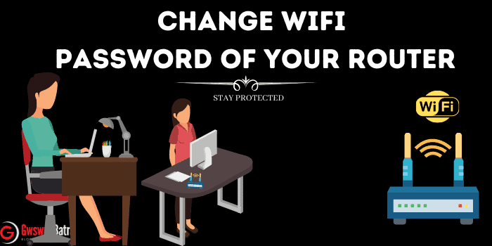 How To Change WiFi Password- Opti Link   Stay Protected From Hackers - Gwswni Batra