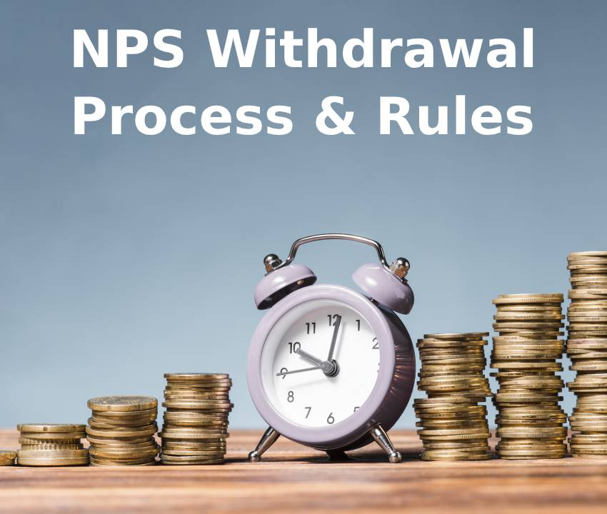 Know how to withdrawal NPS