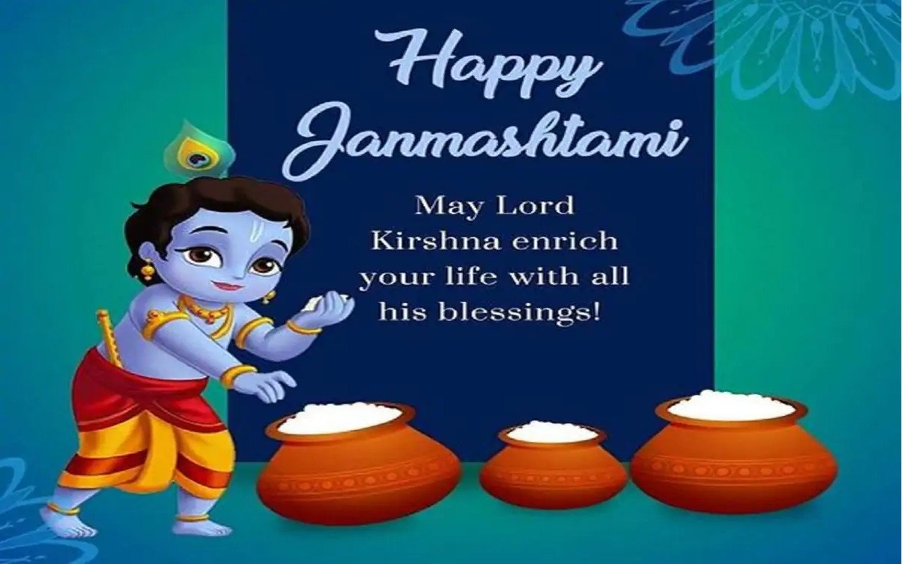 Indulge your child in Janmashtami celebrations with these unique activities