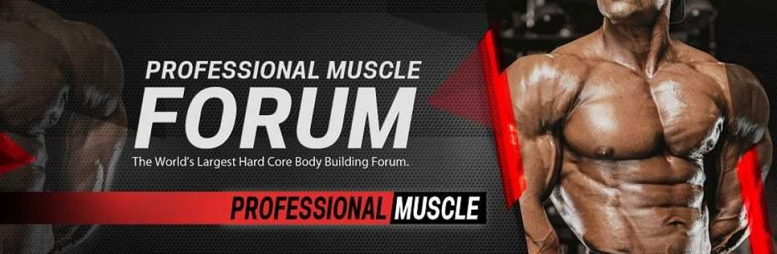 Professional Muscle Cover Image