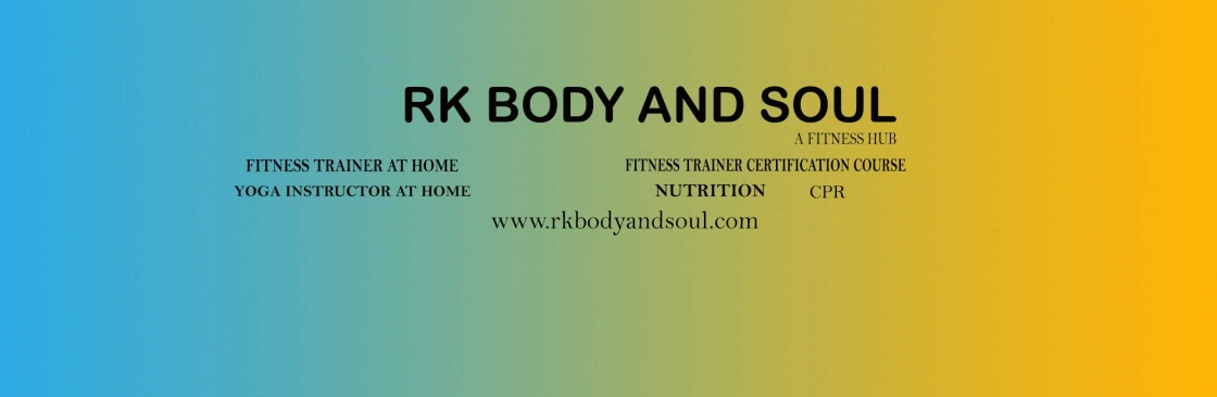 RK Body And Soul Cover Image