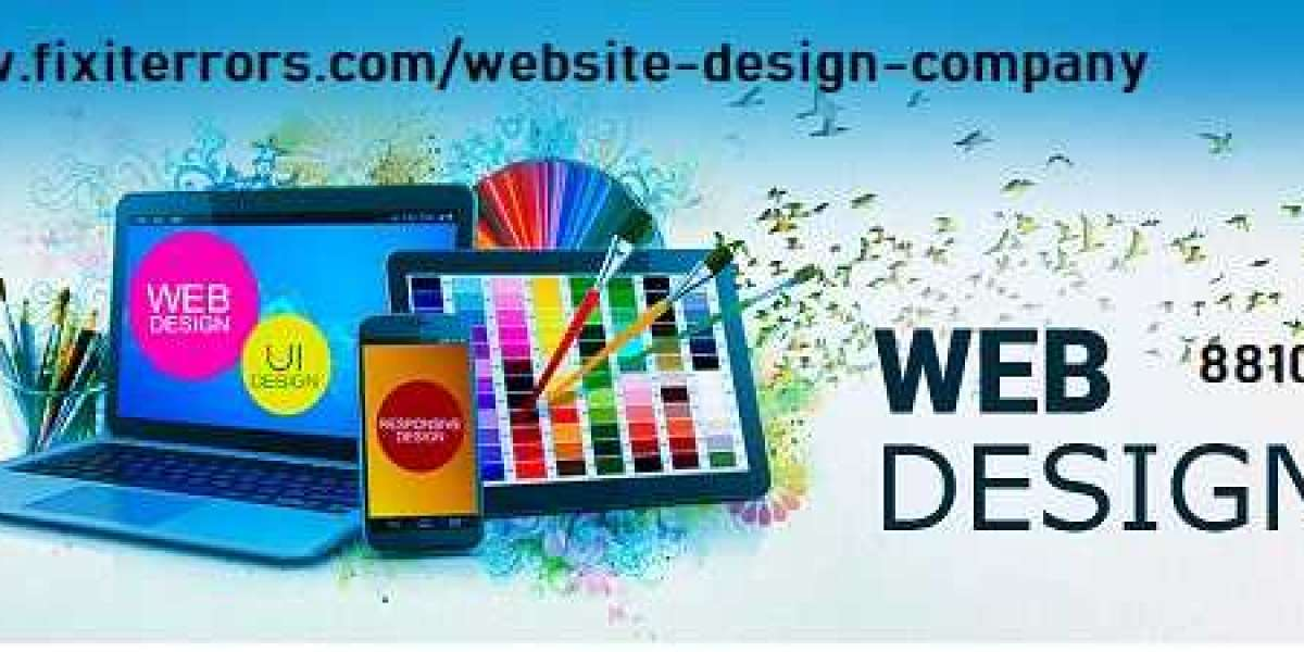 Choose The Top Website Design Company in India For Your Business