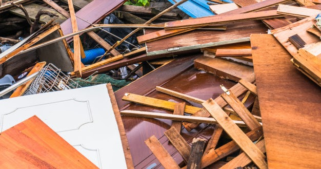 How To Get Rid Of Different Types Of Household Rubbish & old Furniture Rubbish?