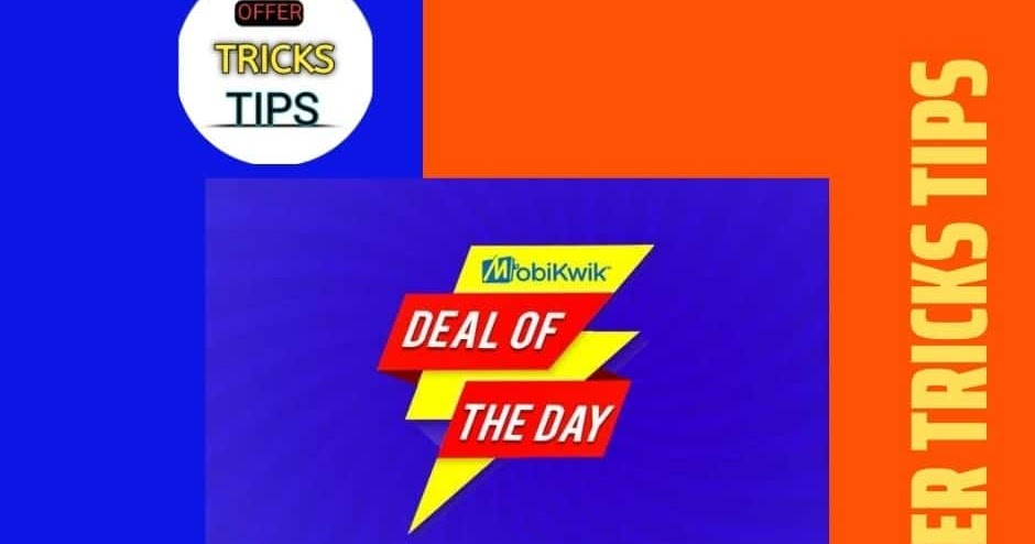 Mobikwik Recharge Offer - Get Rs.10 Cashback For All Users