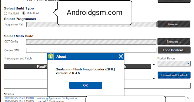 How To Download QFIL Flashing tool v2.0.3.5 Qualcomm Edl Tool 100% Working Latest Update 2020-21 Free Download To AndroidGSM - AndroidGSM.com