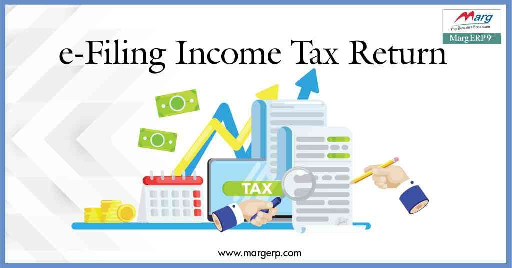 How To File Income Tax Return Online?