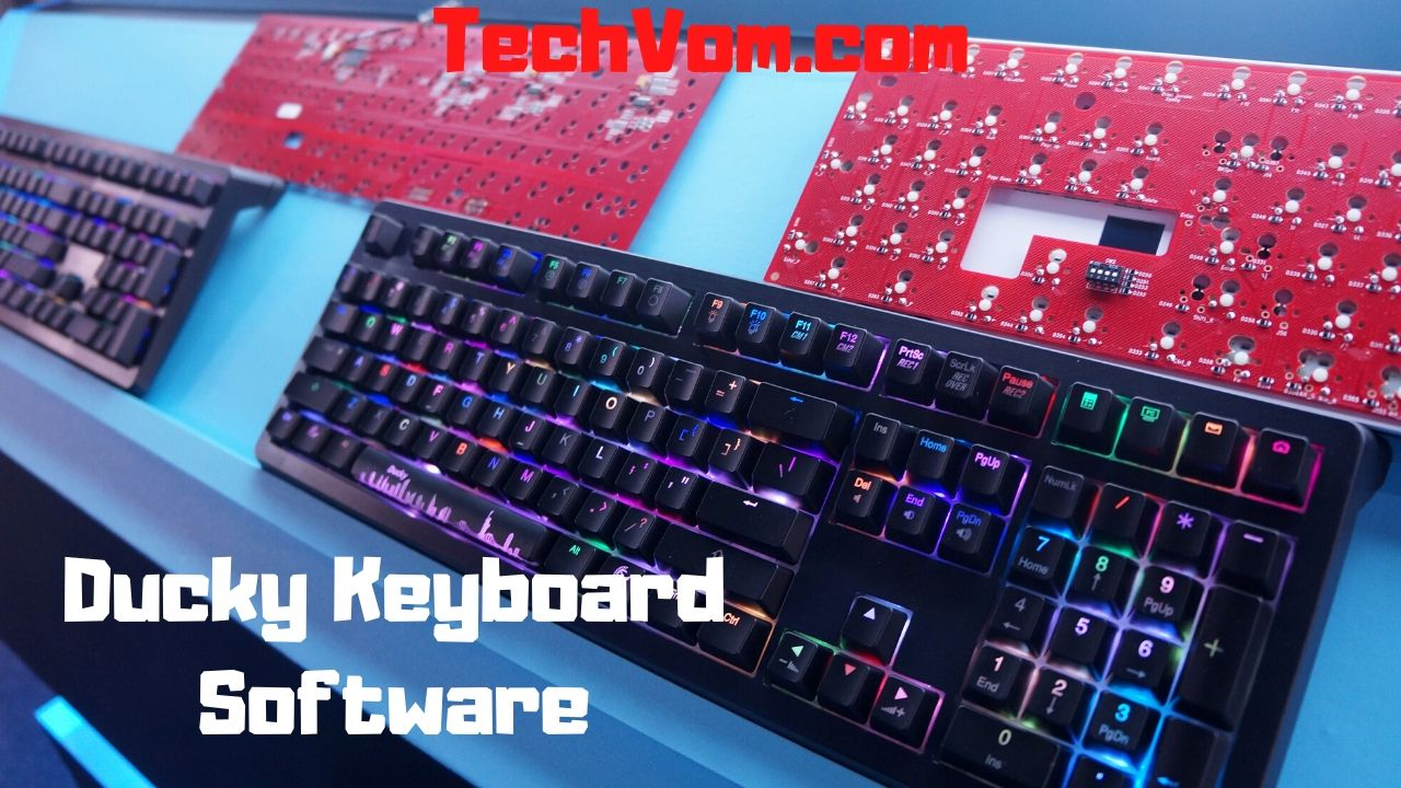 Ducky Keyboard Software Download » Tech Vom