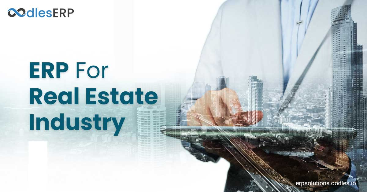 ERP Software Development For Real Estate Projects