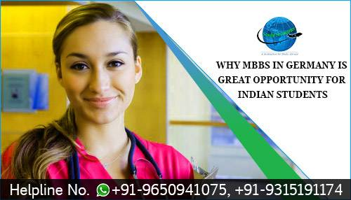 Why MBBS in Germany is Great Opportunity for Indian Students