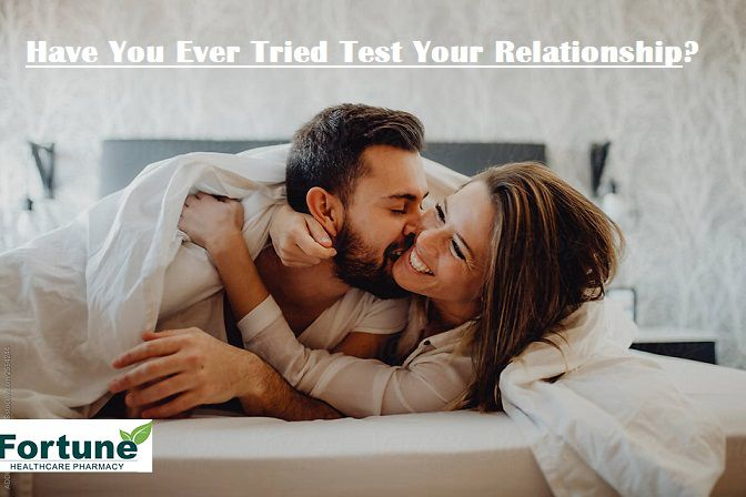 Have You Ever Tried Test Your Relationship?