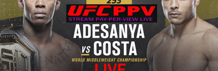 100%$FREE-> UFC 253 Live Stream: Adesanya vs Costa Fight $Free Live Stream Cover Image