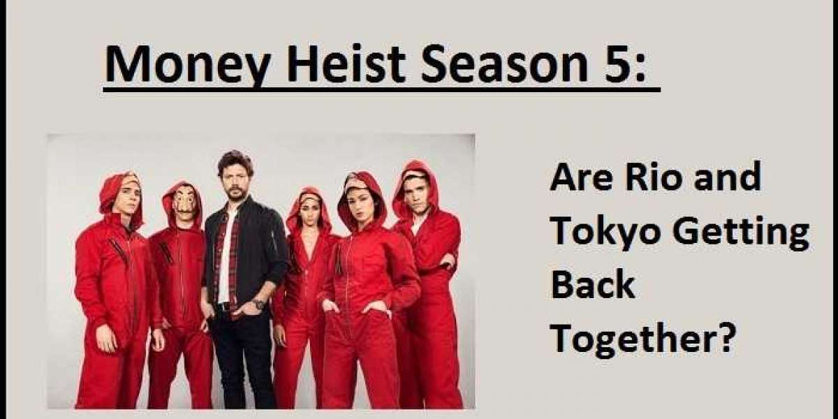 Money Heist Season 5: Are Rio and Tokyo Getting Back Together?