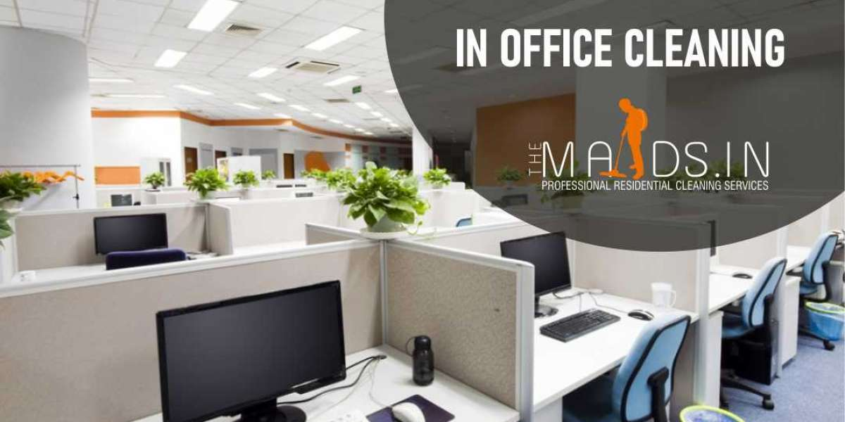 Sanitization and office cleaning are very essential presently