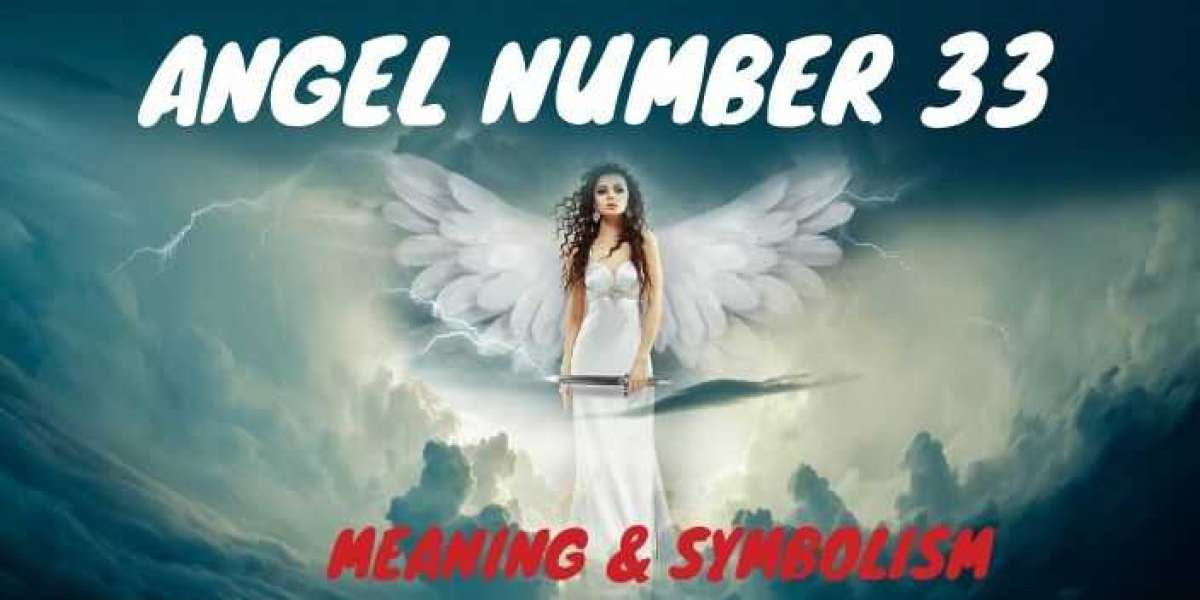 What does angel number 33 mean in love?