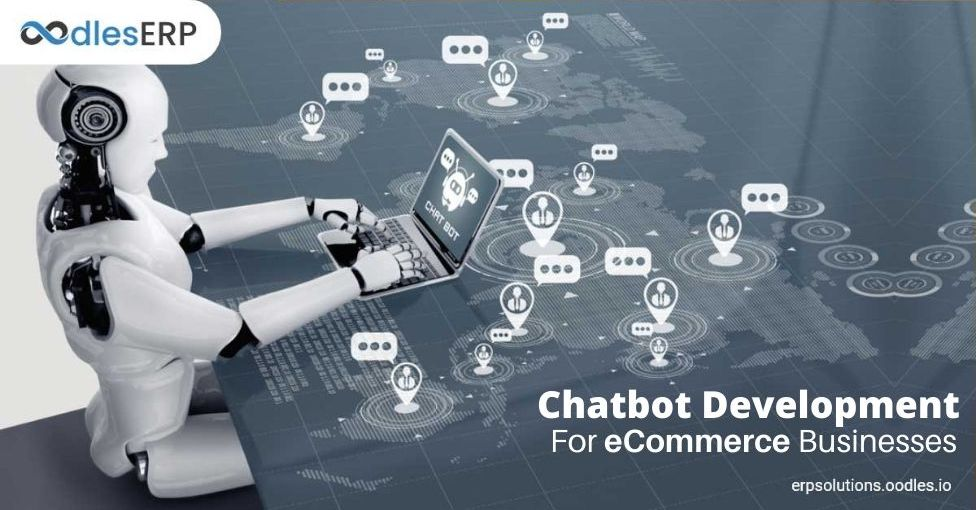 Chatbot Application Development For eCommerce