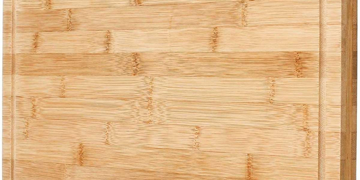 Why Use Eco Sensitive Bamboo Cutting Boards