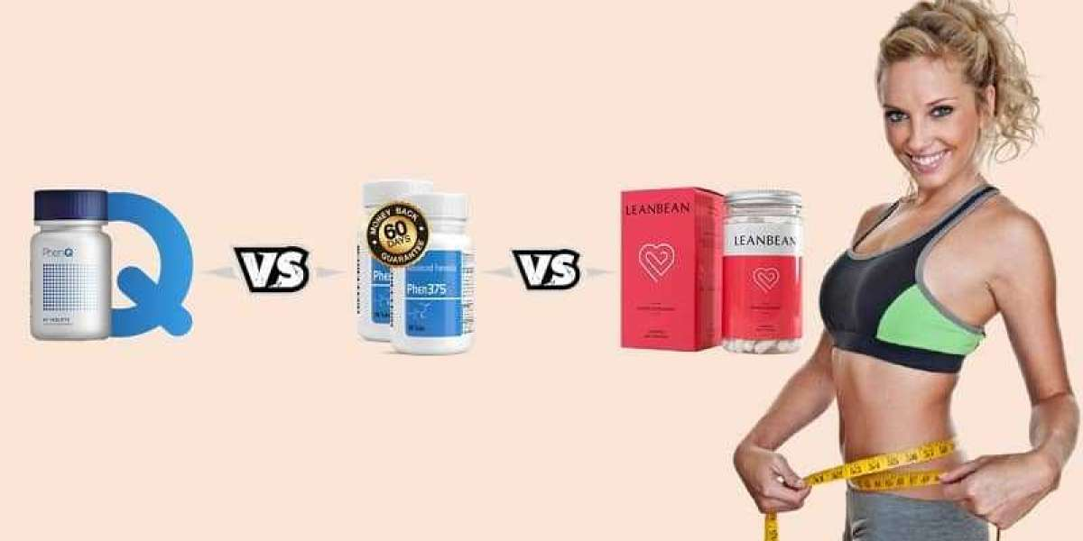Comparing Best Fat Burning Pills - PhenQ vs Phen375 vs Leanbean